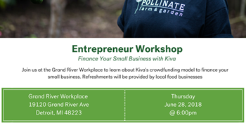 KIVA Detroit Info Session & Workshop